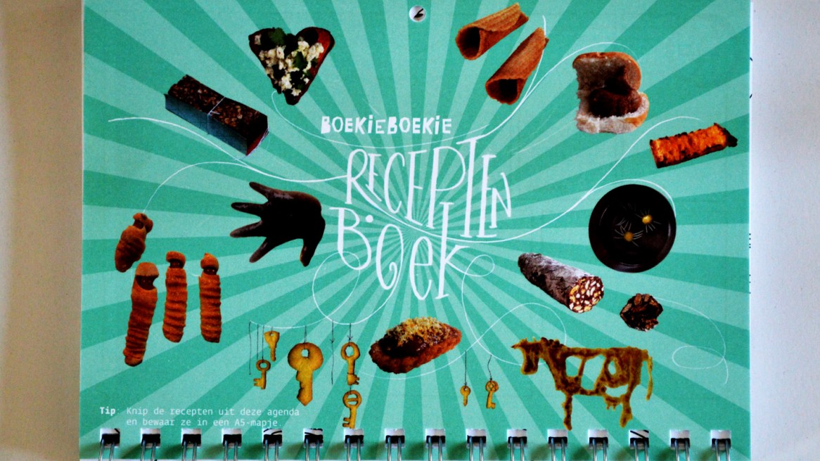 Recepten boek