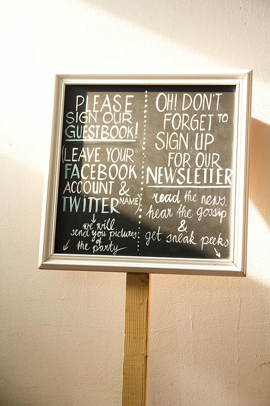 Twitterbord