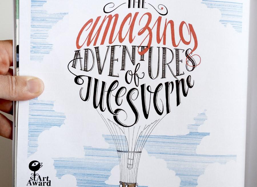 The amazing adventures of Jules Verne