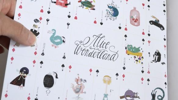 Alice in Wonderland / kreeftendans / A story…
