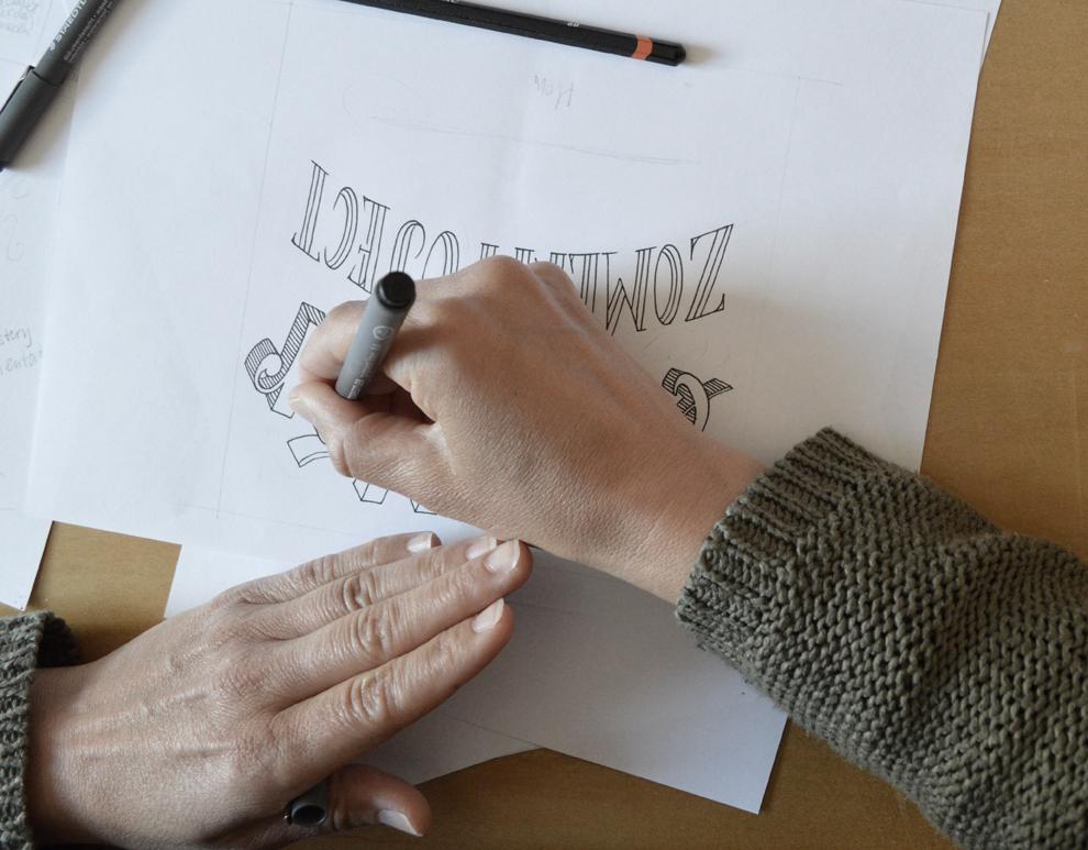 Letterhand-flowflow