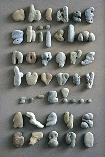 stonesalfabet
