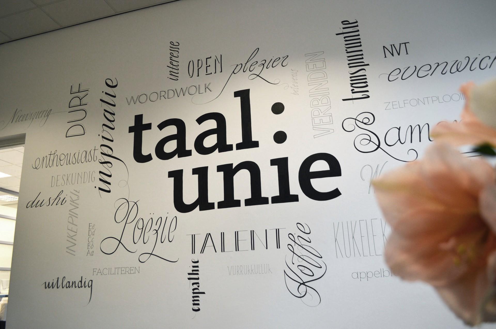 Letterhand-Taalunie