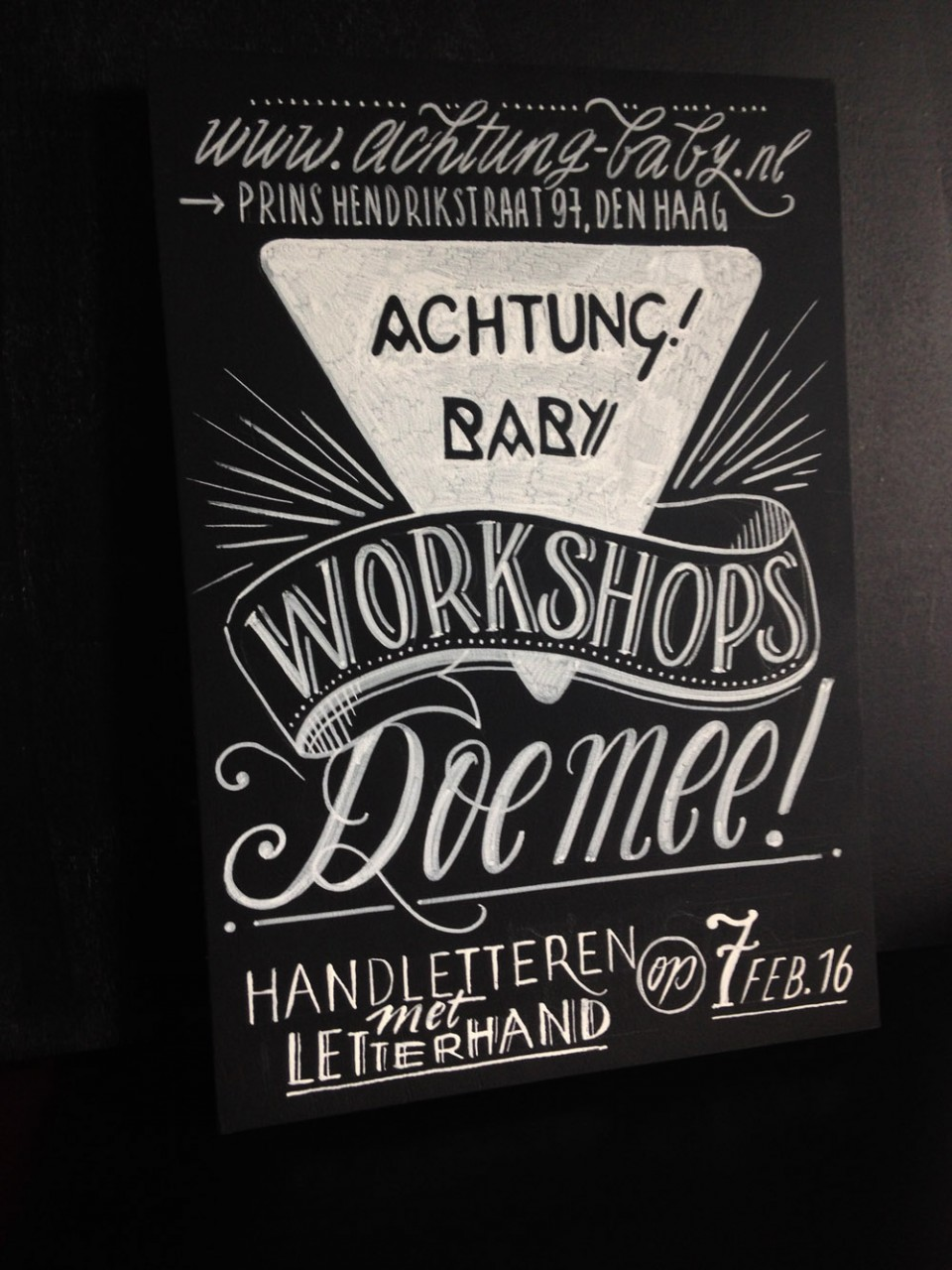 Letterhand-Workshop-Achtungbaby