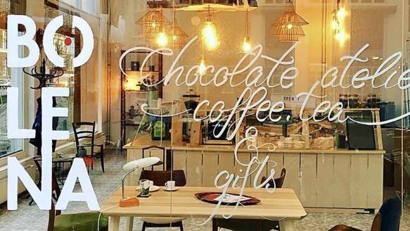 Bolena – Chocolates – Café