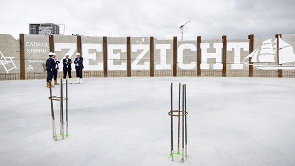 Zeezicht, construction project